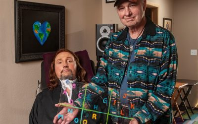 """Jason Becker """"I had an early Christmas gift last week from my doctors."""""""