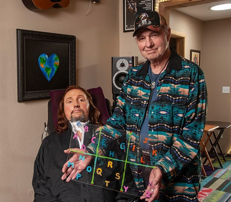 Jason Becker Update:  The Doctor was Encouraging and Didn't See Anything Concerning.