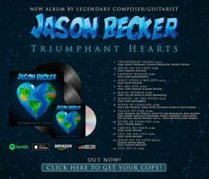 Triumphant Hearts by Jason Becker