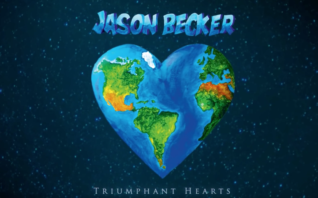 Jason Becker Triumphant Hearts Submitted to the Grammys