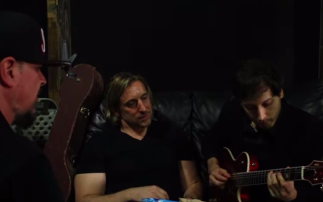 More Behind The Scenes Video from the Making of Jason Becker's Hold On To Love Music Video
