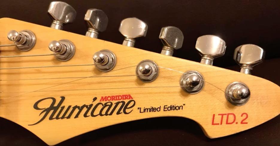 Video: Restoring Jason Becker's Hurricane Guitar