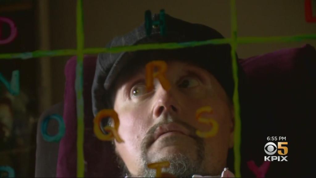 KPIX TV 5 Interviews Jason Becker. Gifted Guitarist Jason Becker Doesn't Let ALS Stop Him From Creating Riveting Music