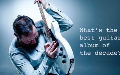 Jason Becker Triumphant Hearts in Guitar World Poll for The Best Guitar Album of the Decade.