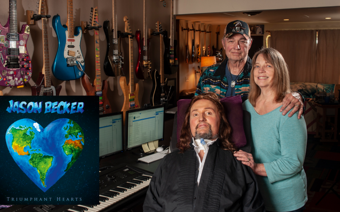 Jason Becker and Pat Becker Share Their Thoughts on Triumphant Hearts One Year Anniversary