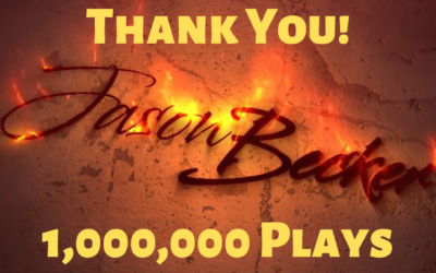 Jason Becker Valley Of Fire Hits One Million Plays on YouTube