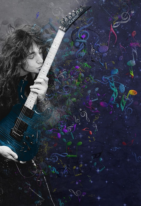 JasonBecker.com - Jason Becker Magic Kiss