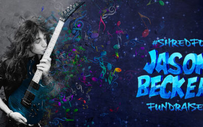 Jason Becker Virtual Fundraiser