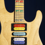 Jason Becker's Peavey Numbers Guitar - Photo by Stephanie Cabral